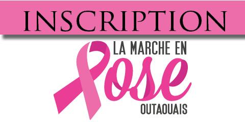 Inscription - La Marche en rose Outaouais