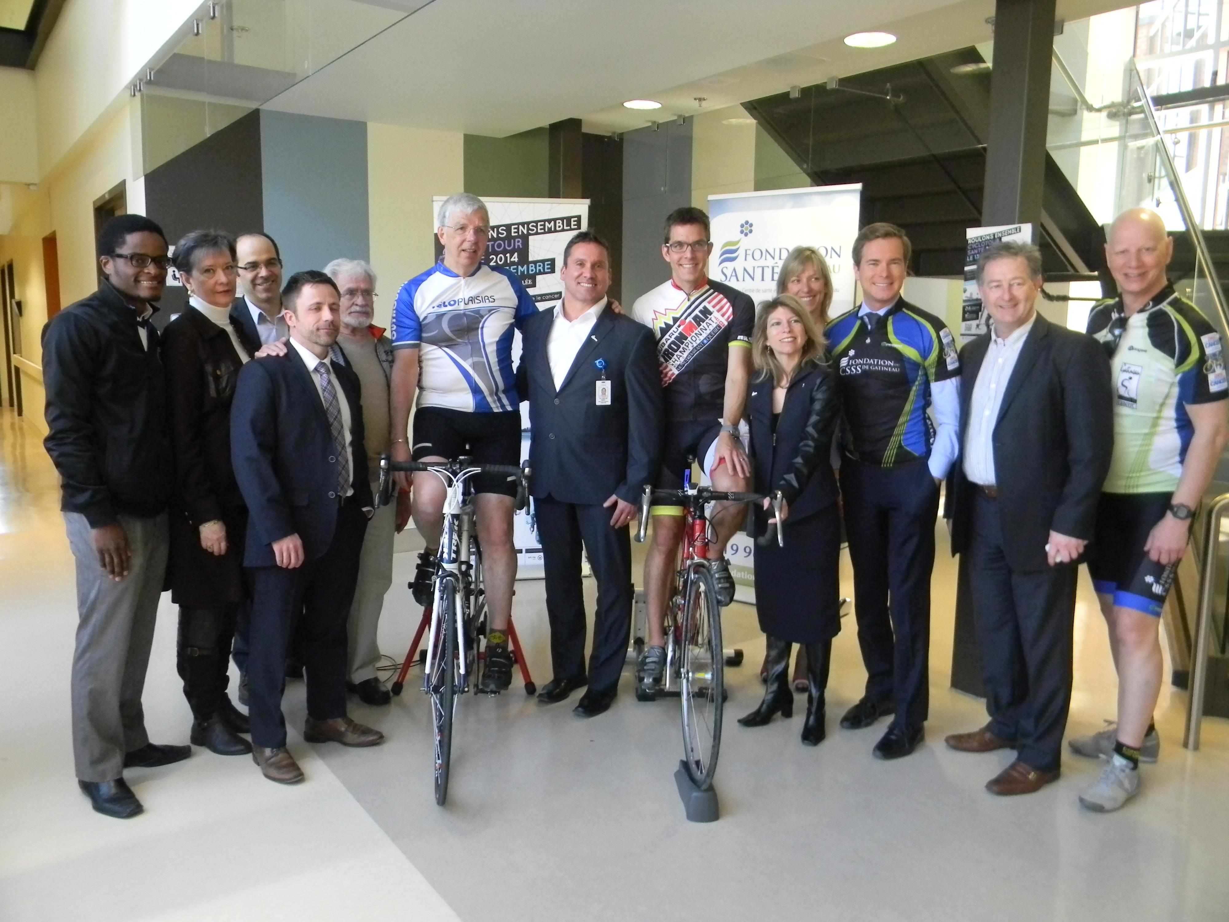 Cyclotour Santé Outaouais