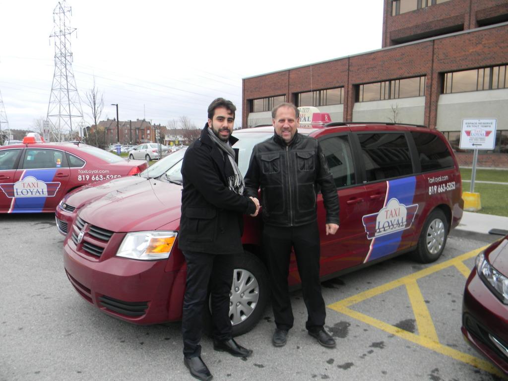 Taxi loyal - partenariat 003